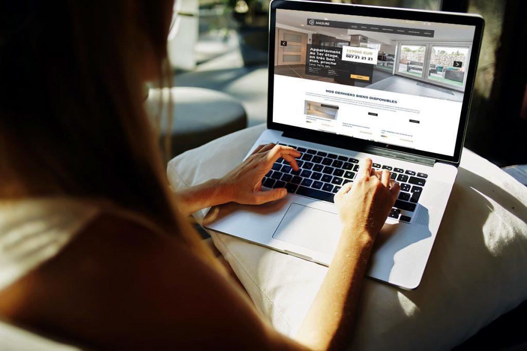 Intérêt d'un site internet
